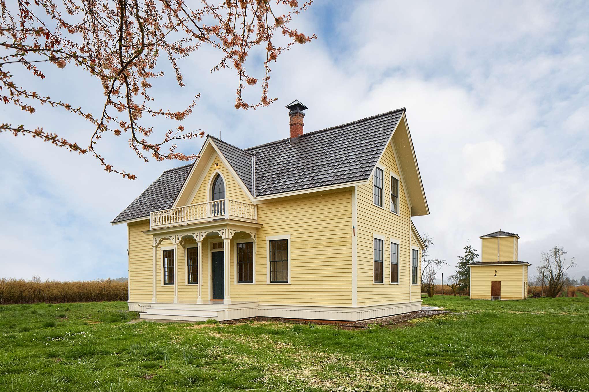 Beeks House exterior