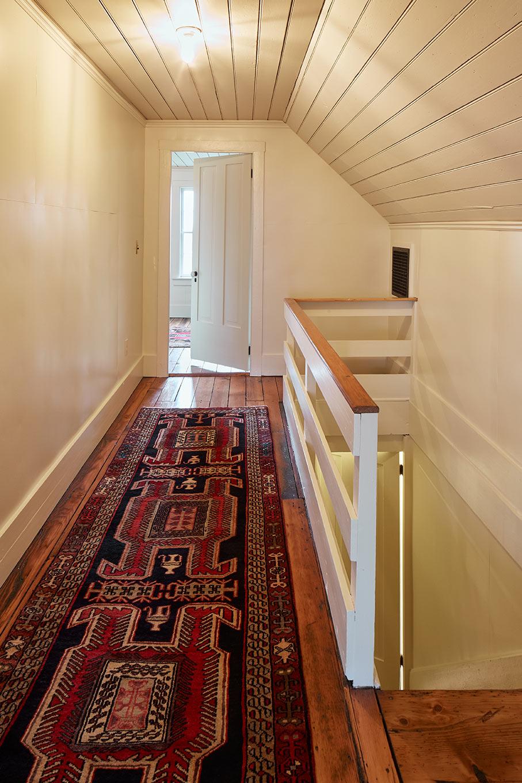 Beeks House hallway