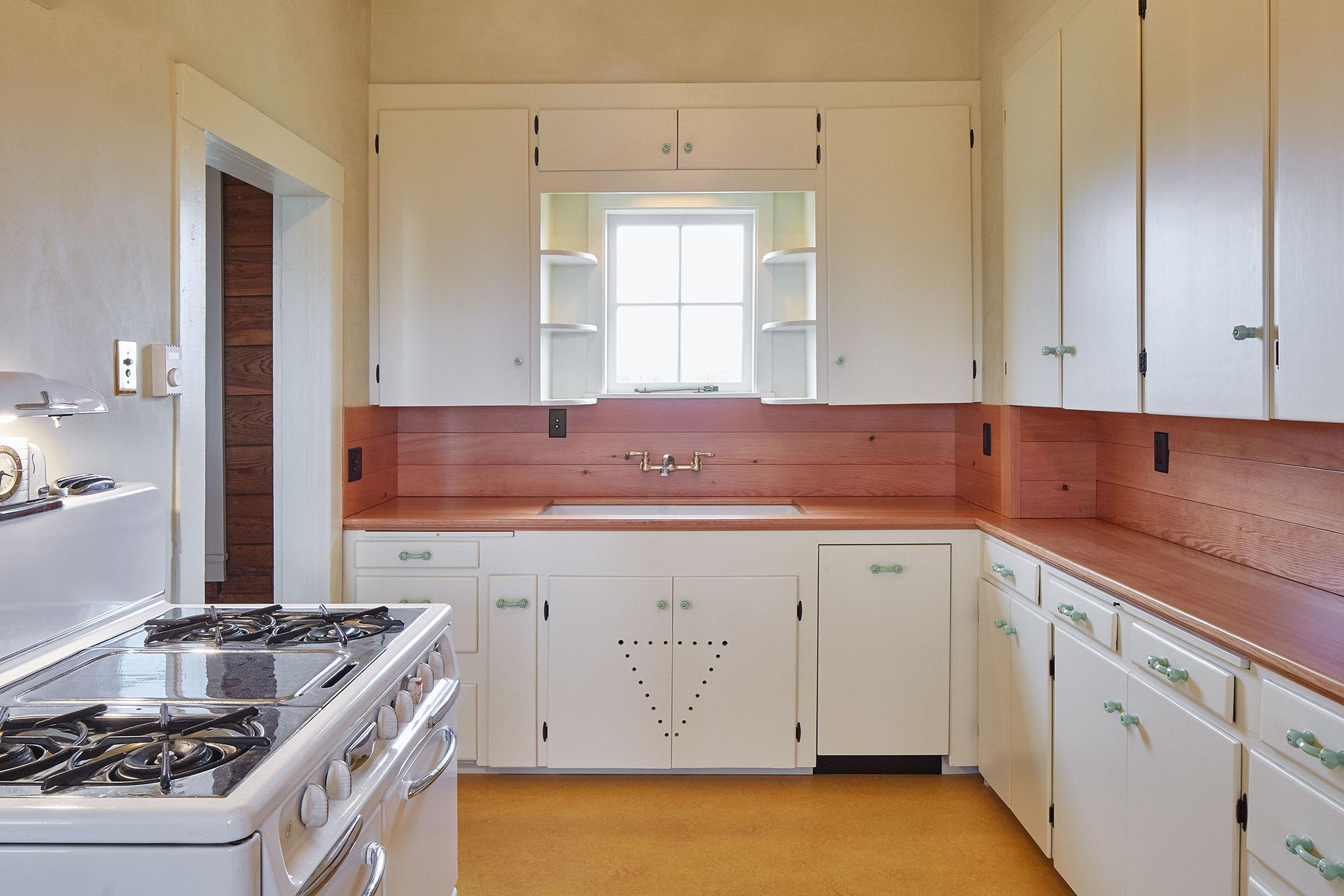 Beeks House kitchen