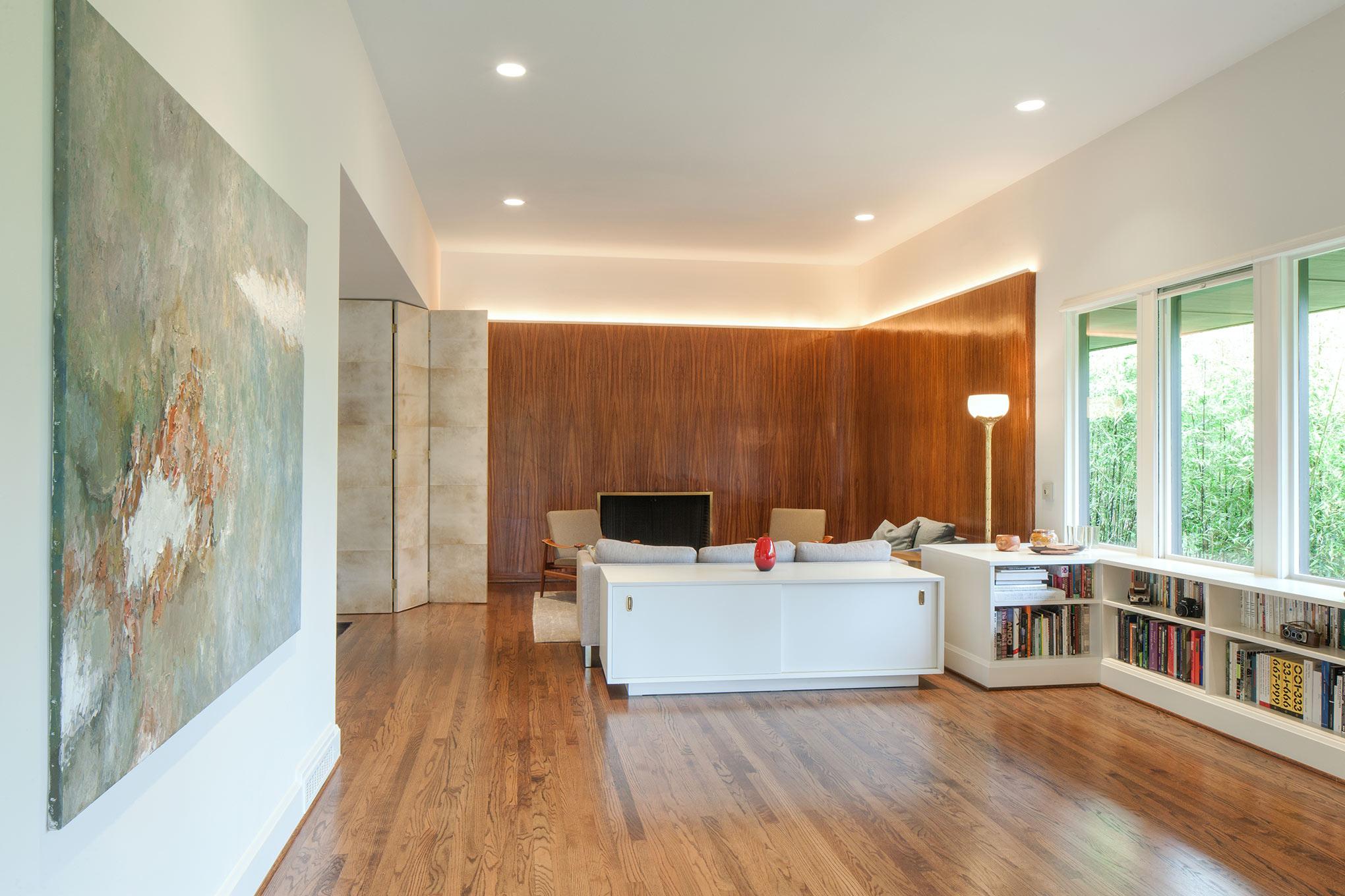 Sutor House living area